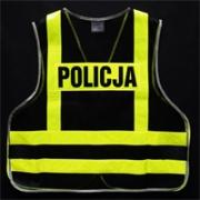Odblaski dla służb mundurowych