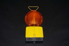 Lampa błyskowa na drogę