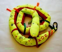wąż spacerowy o dł.3.5m
