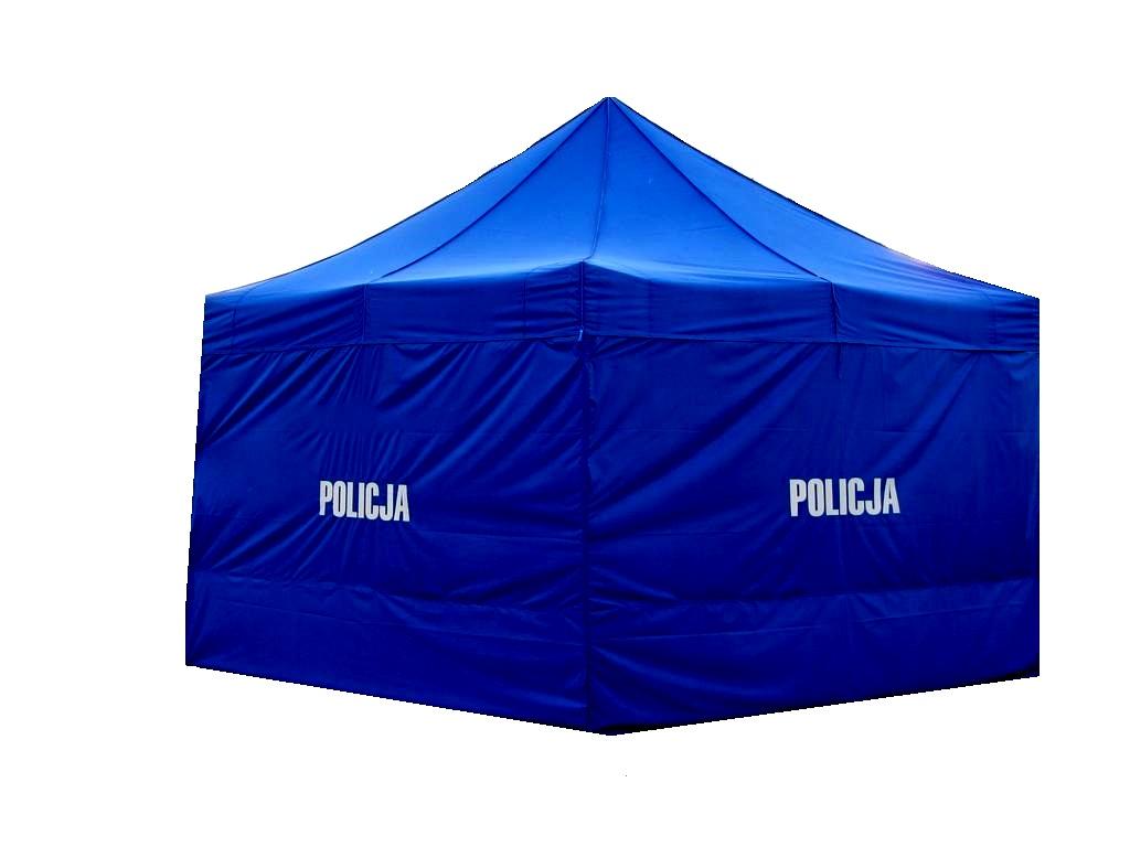 Namiot oględzinowy